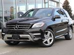2015 Mercedes-Benz M-Class ML 350 BlueTEC 4dr 4Matic in Kamloops, British Columbia