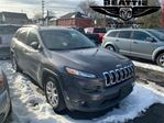 2018 Jeep Cherokee North HEATED GROUP/ BACKUP CAM/ BLUETOOTH in Brockville, Ontario