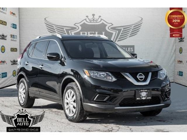 2015 NISSAN Rogue BACK-UP CAMERA BLUETOOTH, VOICE COMMAND in Toronto, Ontario