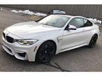 2016 BMW M4 2dr Cpe Twin Turbo w/WINTER TIRES ON ALLOYS in Mississauga, Ontario