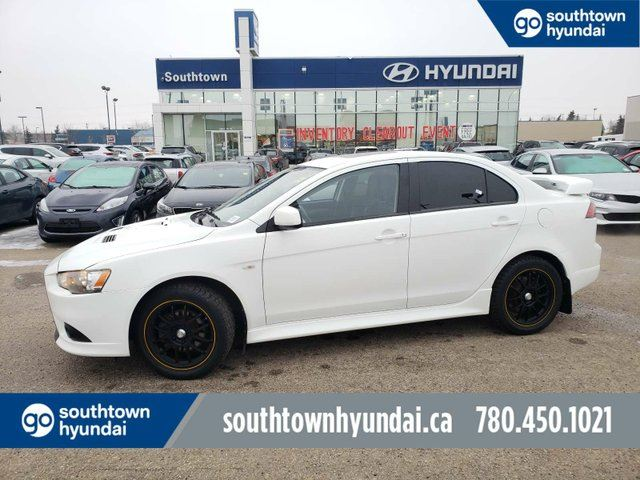 2012 MITSUBISHI Lancer RALLIART/AWD/SUNROOF/HEATED SEATS/BLUETOOTH in Edmonton, Alberta