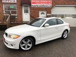 2013 BMW 1 Series 128i in Bowmanville, Ontario