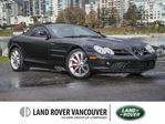 2008 Mercedes-Benz SLR McLaren Roadster in Vancouver, British Columbia
