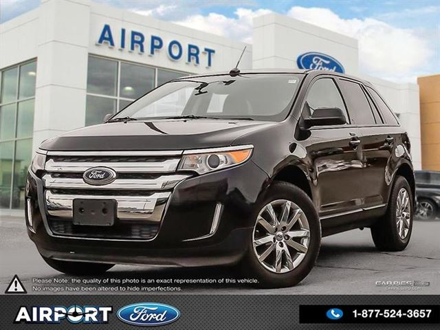 2014 FORD Edge SEL AWD with only 62,797 kms  in Hamilton, Ontario