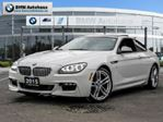 2015 BMW 6 Series 2015 BMW 650i xDrive Coupe in Mississauga, Ontario