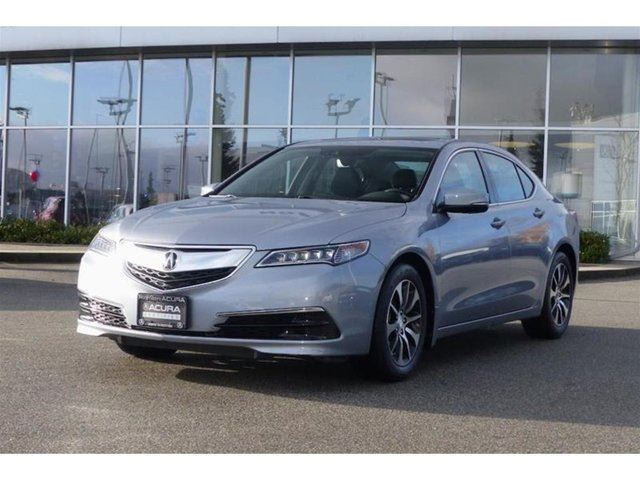 Acura Roadside Assistance >> Used 2015 Acura Tlx 2 40 Tech North Vancouver Wheels Ca