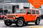 2019 Jeep Wrangler Unlimited New Car Sahara JL DualTop,AdvSafety,Nav&SoundPkgs in Thornhill, Ontario