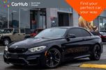 2016 BMW M4  Manual H/K Audio Keyless_Entry Backup Cam GPS Cruise Bluetooth 19Alloys in Thornhill, Ontario