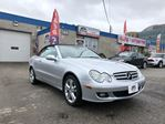 2007 Mercedes-Benz CLK-Class ACCIDENT FREE_CONVERTIBLE_LEATHER SEATS_ in Oakville, Ontario