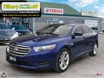 2013 Ford Taurus SEL *Leather. Back up Cam. AWD. Loaded* in Tilbury, Ontario