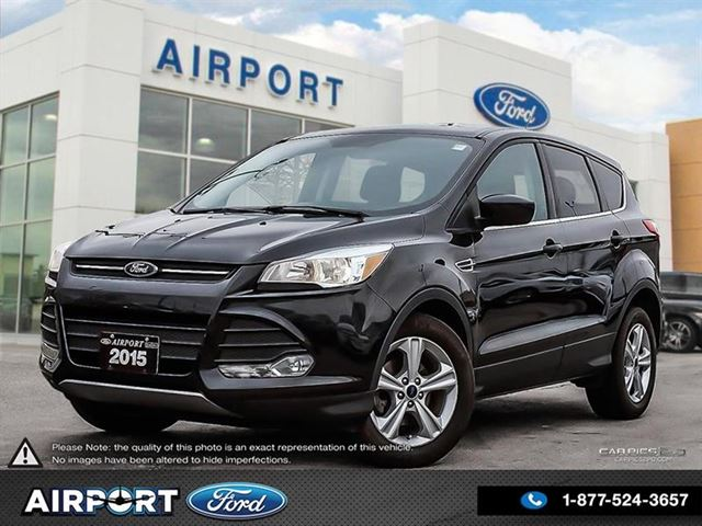 2015 FORD Escape SE FWD with only 67,126 kms in Hamilton, Ontario
