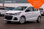 2018 Chevrolet Spark LS Only 829 KM Bluetooth Backup Camera AM/FM in Bolton, Ontario
