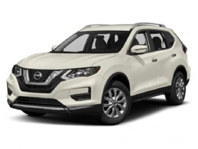 2019 NISSAN Rogue S AWD CVT in Mississauga, Ontario