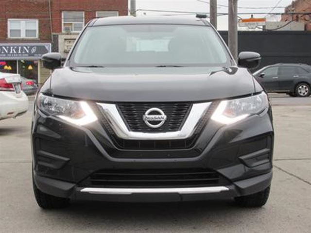 2017 NISSAN Rogue S AWD Back Up Camera Heated Seats in Toronto, Ontario