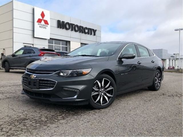 2017 CHEVROLET Malibu LT in Whitby, Ontario