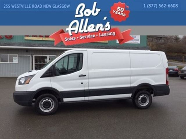 2017 Ford Transit w/60/40 Pass-Side Cargo-Doors in