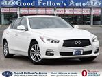 2014 Infiniti Q50 6CYL 3.7 LITER, AWD, LEATHER SEATS, SUNROOF, NAVI in North York, Ontario