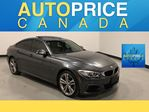 2015 BMW 435i xDrive Gran Coupe M-SPORT PKG|NAVI|HEADS UP DISPLAY in Mississauga, Ontario