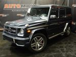 2016 Mercedes-Benz G-Class 63 4MATIC! Designo Distronic Loaded!! in Calgary, Alberta