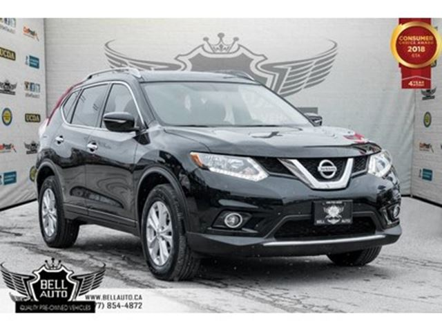 2015 NISSAN Rogue SV BLUETOOTH , BACKUP CAM, HEATED SEAT, SUNROOF in Toronto, Ontario