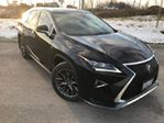 2018 Lexus RX FSport 3 Upgraded Sound / 350 Camera / Heads Up in Mississauga, Ontario