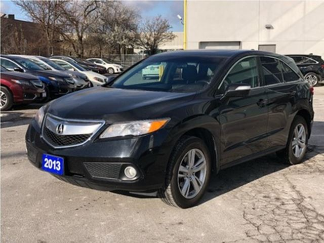 2013 ACURA RDX 6sp at One Owner, Leather Interior, Dealer Service in Brampton, Ontario