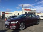 2017 Lincoln MKZ 2.0T AWD - NAVI - SUNROOF - LEATHER  in Oakville, Ontario