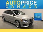 2015 Mercedes-Benz B-Class Sports Tourer AWD|NAVIGATION|PANOROOF|LEATHER in Mississauga, Ontario