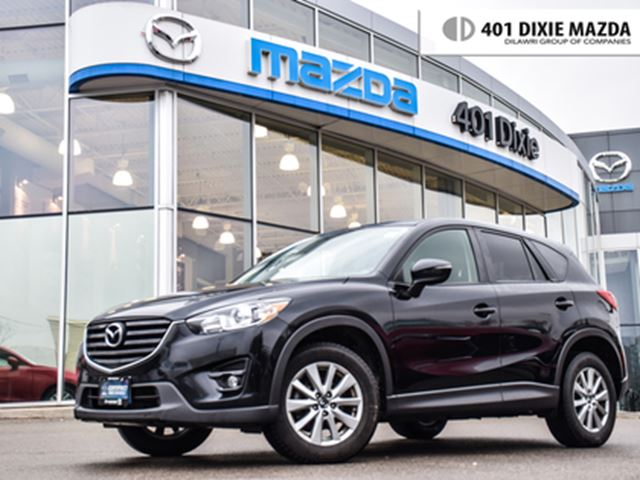 2016 MAZDA CX-5 GS, NO ACCIDENTS, 1.9% FINANCE AVAILABLE in Mississauga, Ontario