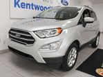 2018 Ford EcoSport SE FWD ecoboost, heated power leather seats, sunroof, push start/stop, back up cam in Edmonton, Alberta