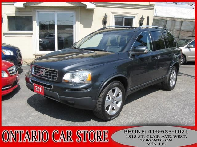 2011 VOLVO XC90 3.2 AWD LEVEL 2 !!!NO ACCIDENTS!!! in Toronto, Ontario