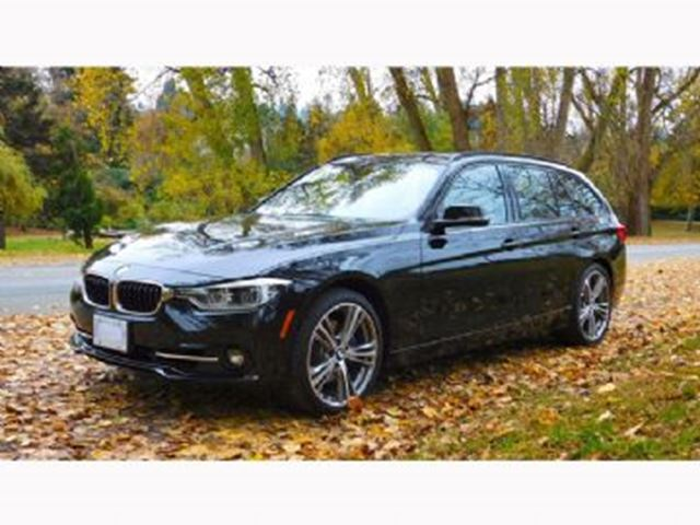 2016 BMW 3 Series 328i Touring Wagon xDrive, M Sport + Premium Packs in Mississauga, Ontario
