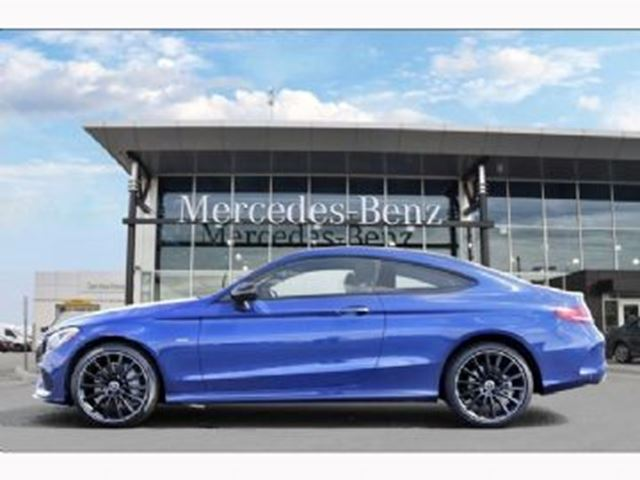 2018 MERCEDES-BENZ C-Class C300 4Matic w/Premium Package in Mississauga, Ontario