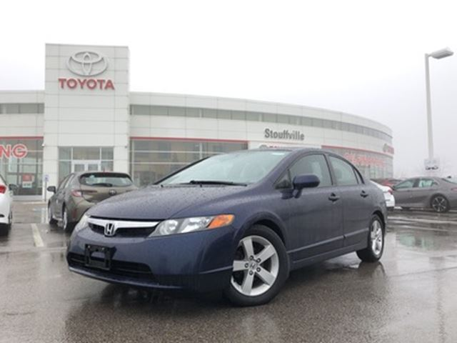 2007 Honda Civic LX Auto - As-is Special! No Accidents! in