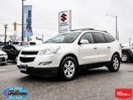 2011 Chevrolet Traverse 1LT AWD ~7 Passenger ~Panoramic Moonroof in Barrie, Ontario