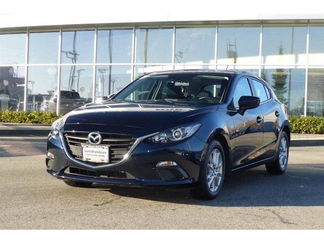 2016 Mazda MAZDA3 GS at LOW KMS! in North Vancouver, British Columbia