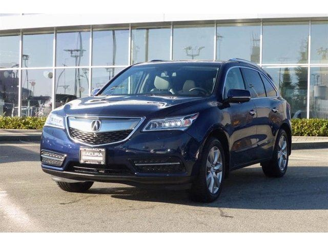 2014 Acura MDX Elite Pkg in North Vancouver, British Columbia