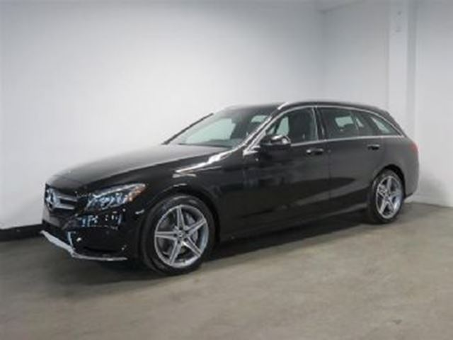 2018 MERCEDES-BENZ C-Class C300 4 MATIC Wagon / Lease Protection + Prepaid Maintainence in Mississauga, Ontario