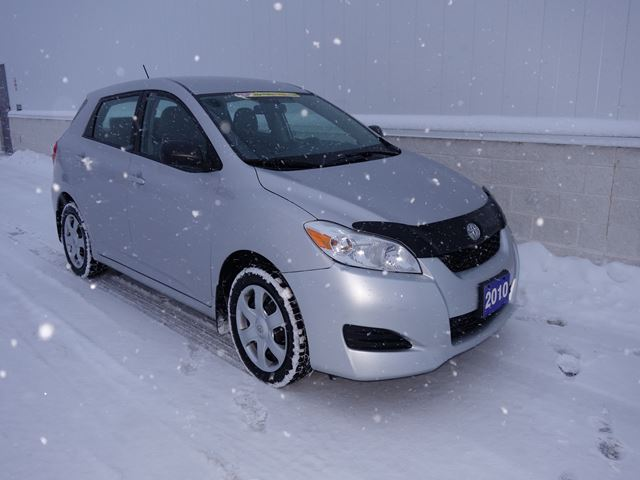 2010 TOYOTA Matrix BASE *AS IS* in North Bay, Ontario