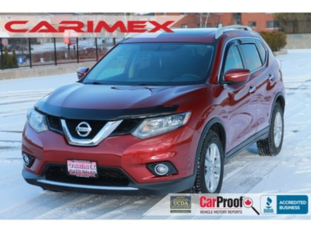 2014 Nissan Rogue SV AWD   Bluetooth   CERTIFIED in Kitchener, Ontario