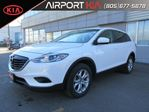 2015 Mazda CX-9 GS /Leather/Sunroof/Navigation/Camera in Mississauga, Ontario