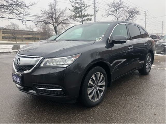 2014 ACURA MDX Tech at Technology Package, One Owner, Navigation! in Brampton, Ontario