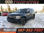 2010 Chevrolet Suburban LT / Leather seats / Bluetooth in Calgary, Alberta