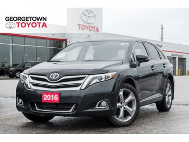 2016 TOYOTA Venza V6 NAVIGATION BACKUP CAM HEATED SEATS PANO ROOF in Georgetown, Ontario