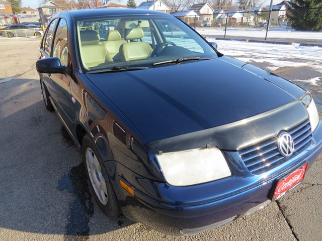 2002 VOLKSWAGEN Jetta Gls in Scarborough, Ontario