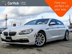 2016 BMW 6 Series 640i xDrive Navi Sunroof Bluetooth Leather Heated Seats Keyless Entry 19Alloy Rims in Bolton, Ontario
