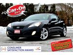 2011 Hyundai Genesis 2.0T ONLY 34,000 KM LEATHER SUNROOF HTD SEATS in Ottawa, Ontario