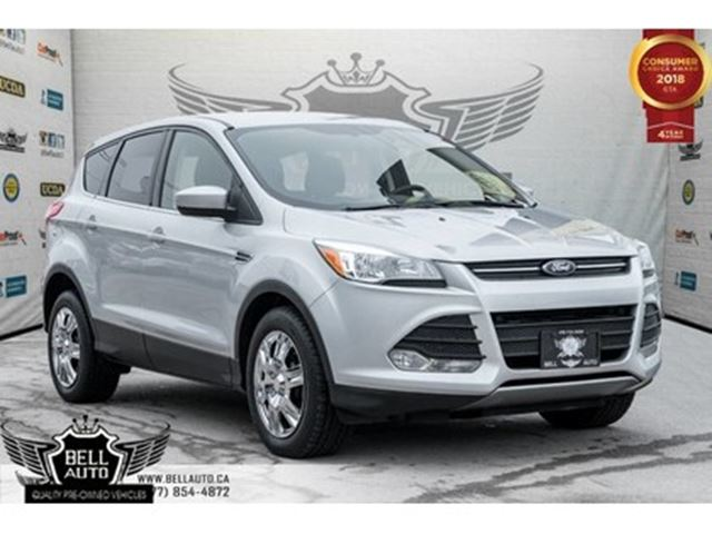 2014 FORD Escape SE, BACK-UP CAMERA, BLUETOOTH, HEATED SEATS in Toronto, Ontario