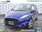2014 Ford Fiesta ST - Leather Seats -  Bluetooth in Welland, Ontario