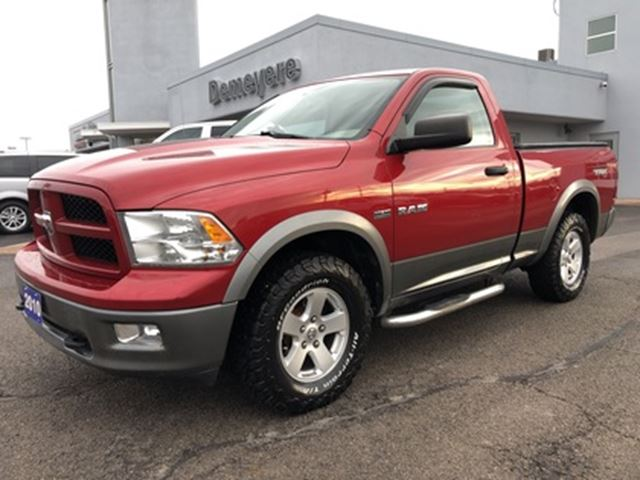 2010 DODGE RAM 1500 Sport TRX ONE OWNER!!! in Simcoe, Ontario